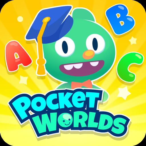 - Pocket Worlds - Educational Games for Kids