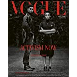 Vogue UK Magazine (September, 2020) Activism Now Marcus Rashford and Adwoa Aboah Cover