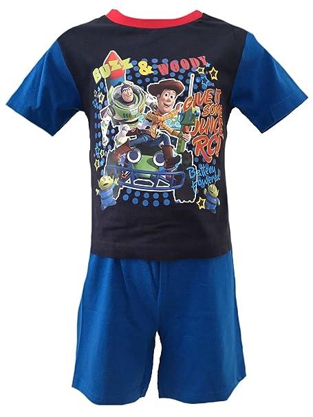 Disney Boys Toy Story T-Shirt and Shorts Set