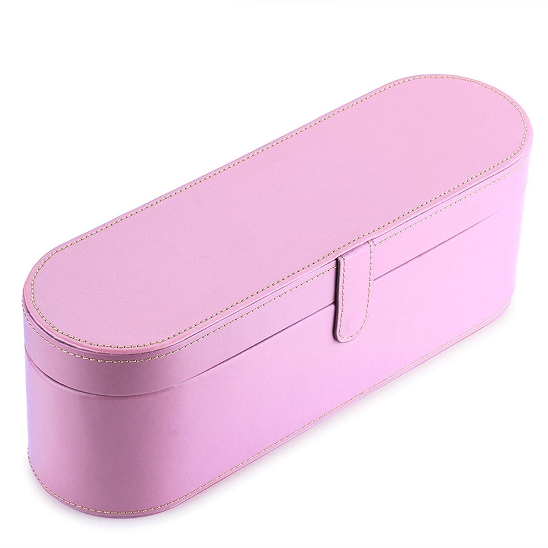 Amazon com: XBERSTAR PU Leather Hard Box Organizer Portable