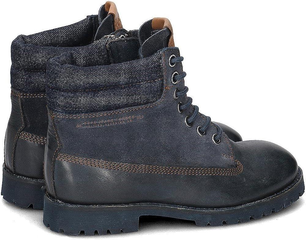 Combat Denim Size: 33.0 EUR Pepe Jeans Color: Navy Blue PBS50063595