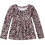 The Children's Place baby-girls Long Sleeve Printed Fashion Top Shirt