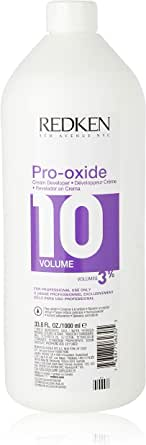 Redken Redken Pro Oxide Cream Developer Volume Cream, 33.8 Ounce