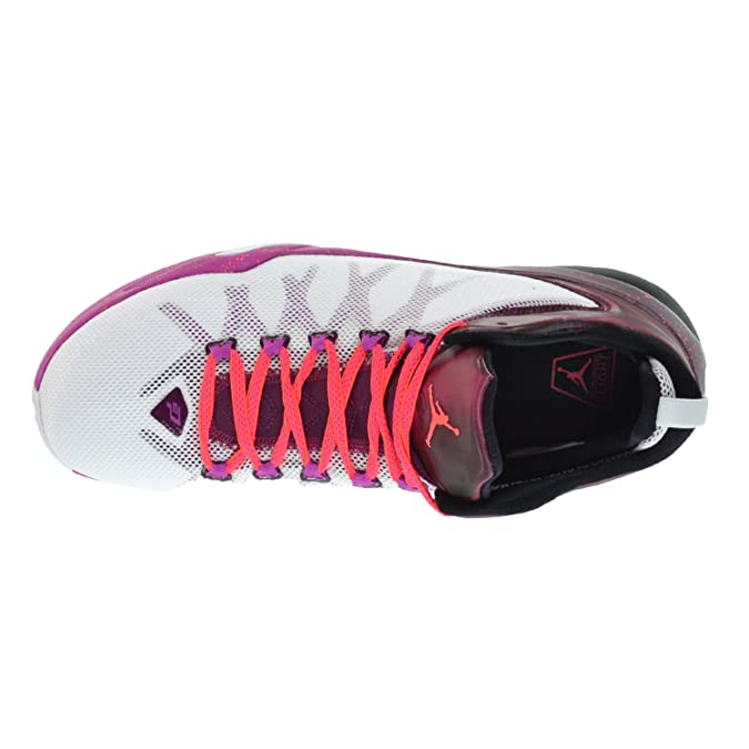 7b41496c95a Amazon.com | Jordan CP3.VIII AE Men's Basketball Shoes White/Infrared 23- Bordeaux-Fuchsia Flash 725173-113 | Basketball