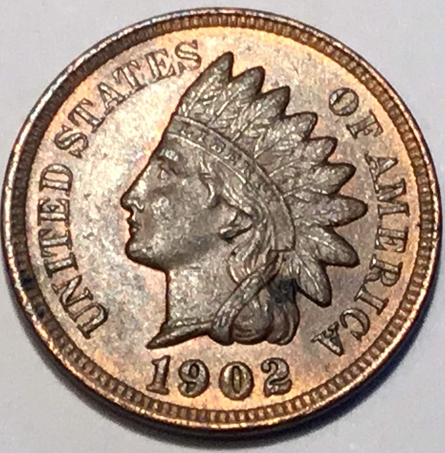 1898 P Indian Head Cent Penny *AG OR BETTER*  **FREE SHIPPING**