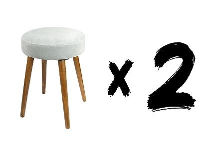 Fores diseño s l vix b set sgabelli h cm