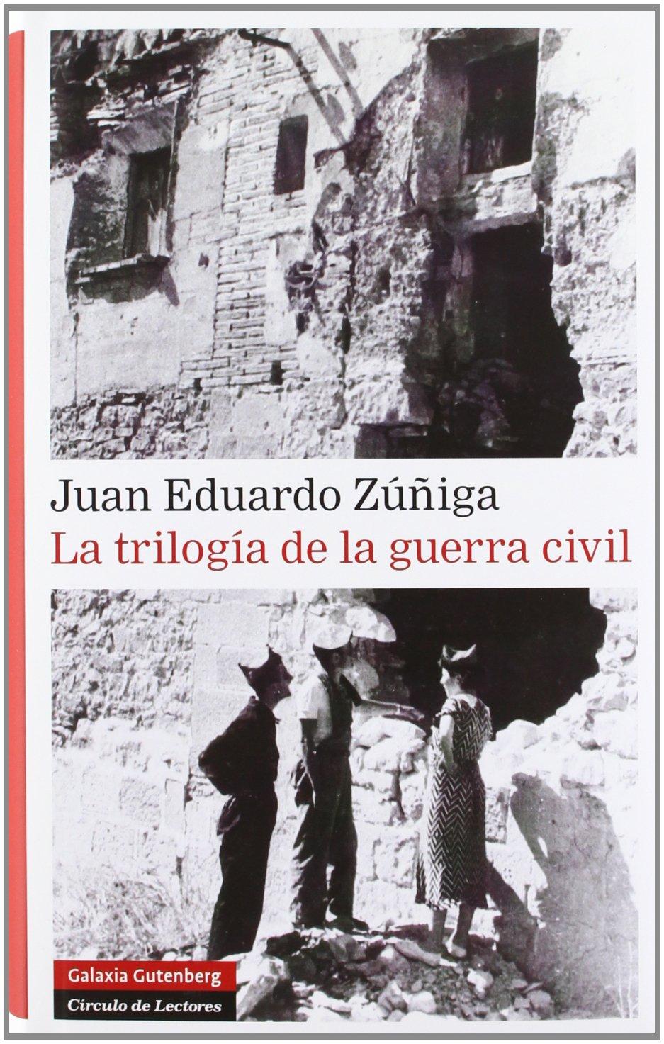 La trilogía de la guerra civil (Narrativa): Amazon.es: Juan Eduardo ...