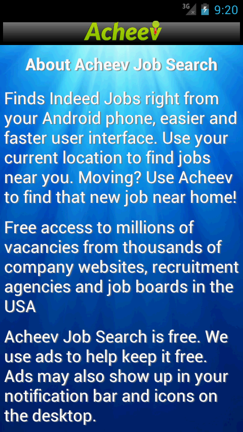 Amazon com: Career Job Search - Get Hired: Appstore for Android