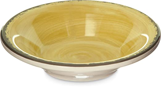 Carlisle 5401813 Mingle Melamine Fruit Bowl 4.5 Oz Amber (Set of 48)  sc 1 st  Amazon.com & Amazon.com: Carlisle 5401813 Mingle Melamine Fruit Bowl 4.5 Oz ...