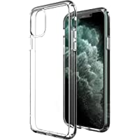 ZUSLAB Tough Fusion Case Compatible with Apple iPhone 11 Pro Max Shock Absorption Rubber Bumper Protective Case…