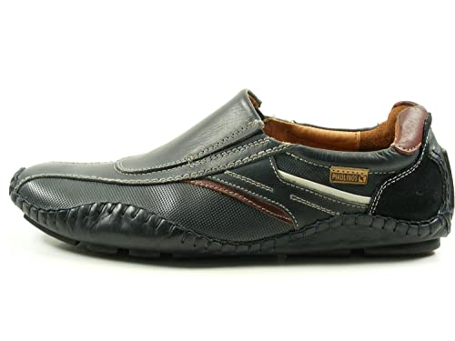 Pikolinos 15A-6079 Fuencarral Zapatos Mocasines de Cuero para Hombre: Amazon.es: Zapatos y complementos