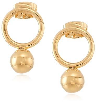 Soko Kumi Stud Earrings (Gold-tone) K3ngnL