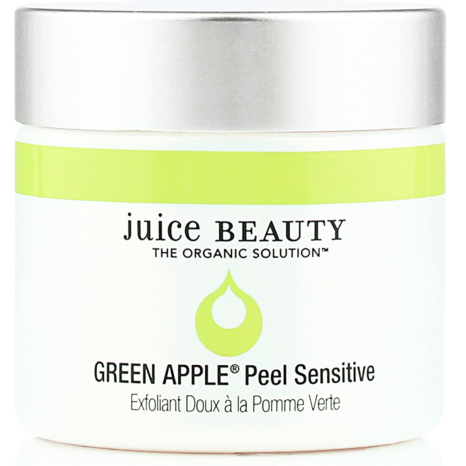 Juice Beauty Sensitive Green Apple Peel Exfoliating Mask, 2 Fl Oz