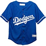 16d78e225 Outerstuff Los Angeles Dodgers Blank Blue Alternate Youth Cool Base Jersey