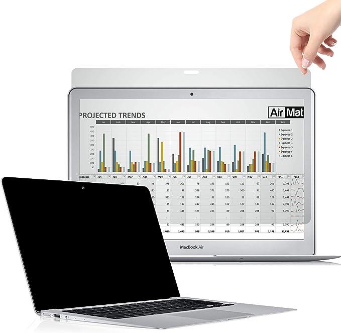 A1398 Blocks 96/% UV,Anti-Scratch Magnetic Privacy Screen for MacBook Pro 15 Inch 2012 Early 2015,Anti-Glare