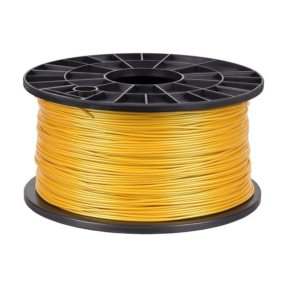 WINOMO 1.75mm PLA 3D Printer Filament Spool (Golden)