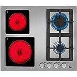 Electrolux - Placa Mixta a Gas e Inducción con 4 zonas ...