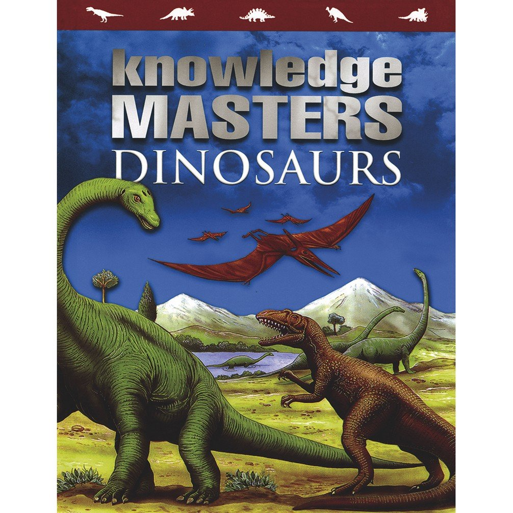 Download Dinosaurs (Knowledge Masters) pdf
