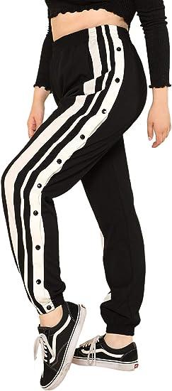 SOLY HUX - Pantalones de chándal para Mujer, con Bolsillos ...