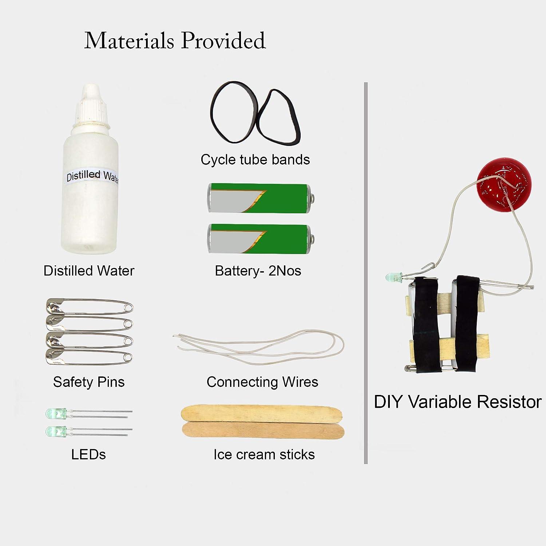 Buy Thinktac Diy Variable Resistor Online At Low Prices In India Wiring