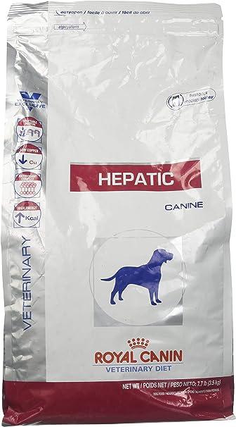 Amazon.com: Royal canin hepatic Canina seco (7,7 Lb): Mascotas