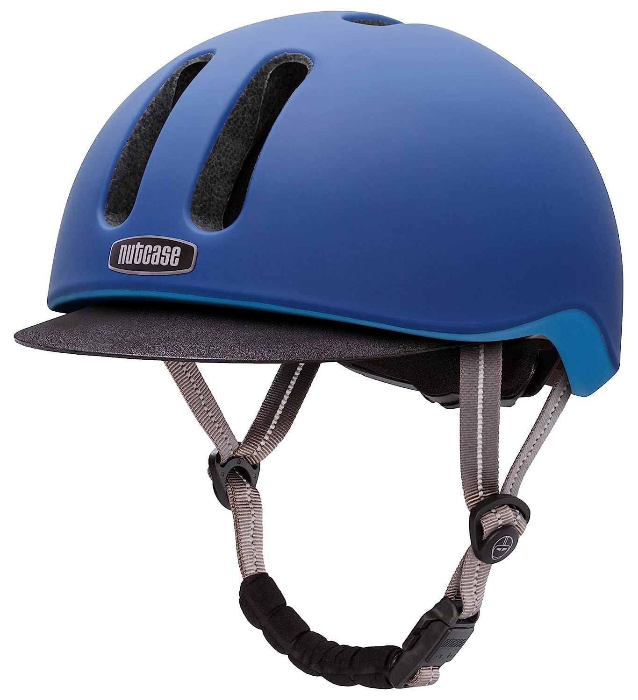 Nutcase Sapphire Matte Metroride Helm, MIPS, S M 55-59cm