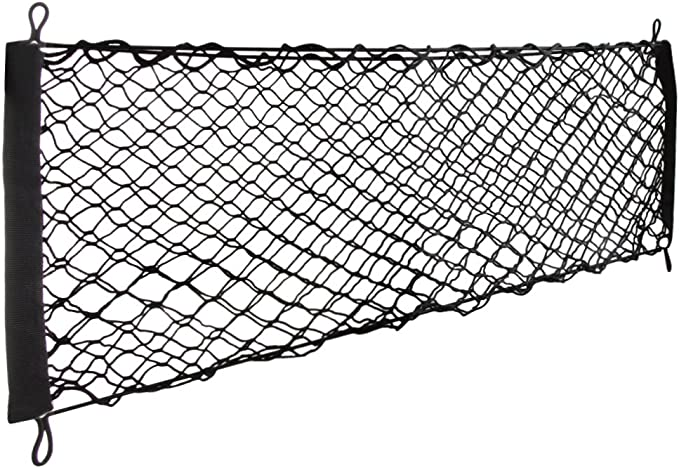 VCiiC Envelope Trunk Cargo Net for Ford F-250 2009-2018