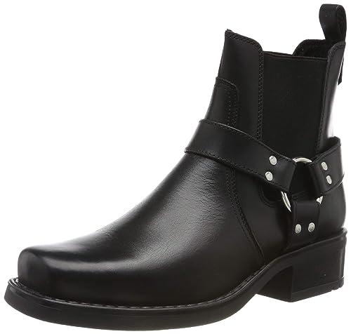 a7d3e0d5be6 Gringos - Botas estilo motero hombre  Amazon.es  Zapatos y complementos