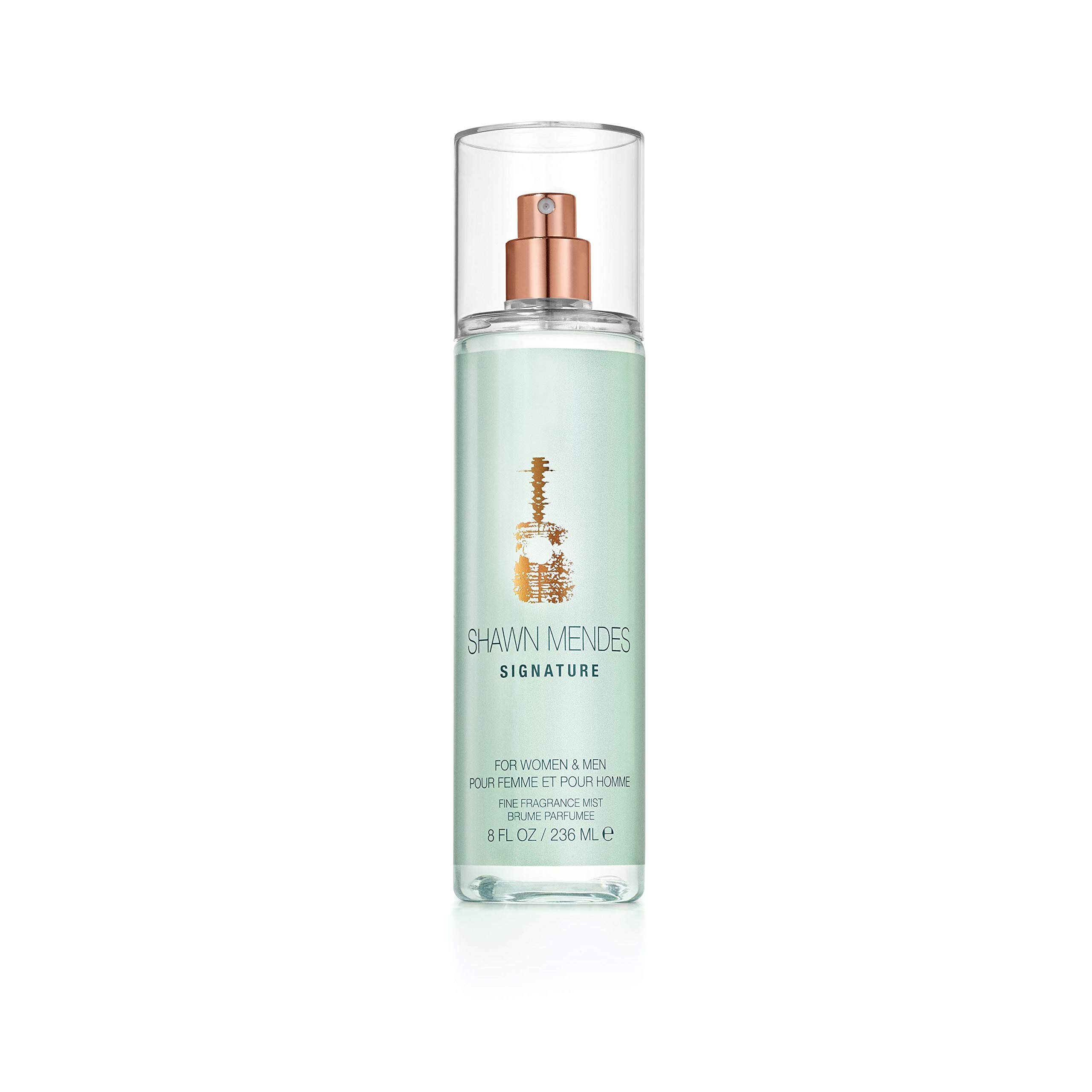 Shawn Mendes Signature Fine Fragrance Mist For Women and Men, 236ml
