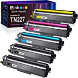 E-Z Ink (TM) with Chip Compatible Toner Cartridge Replacement for Brother TN227 TN-227 TN227bk TN223 TN-223 use with MFC…
