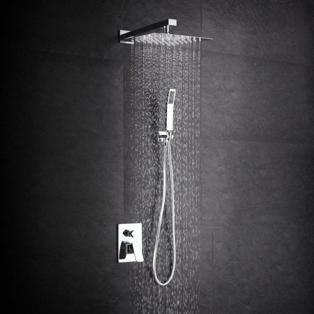 S R SUNRISE 100% Metal Hand Held Shower Head High Pressure 1 ...