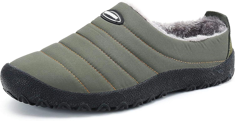 Maniamixx Winter Slippers Mens Womens