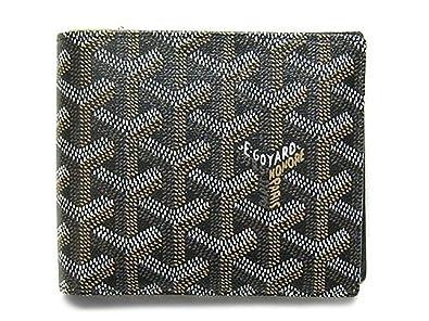 (ゴヤール) GOYARD 財布 APM11001 二つ折り小銭入れ付き財布 ST FLORENTIN ブラック [
