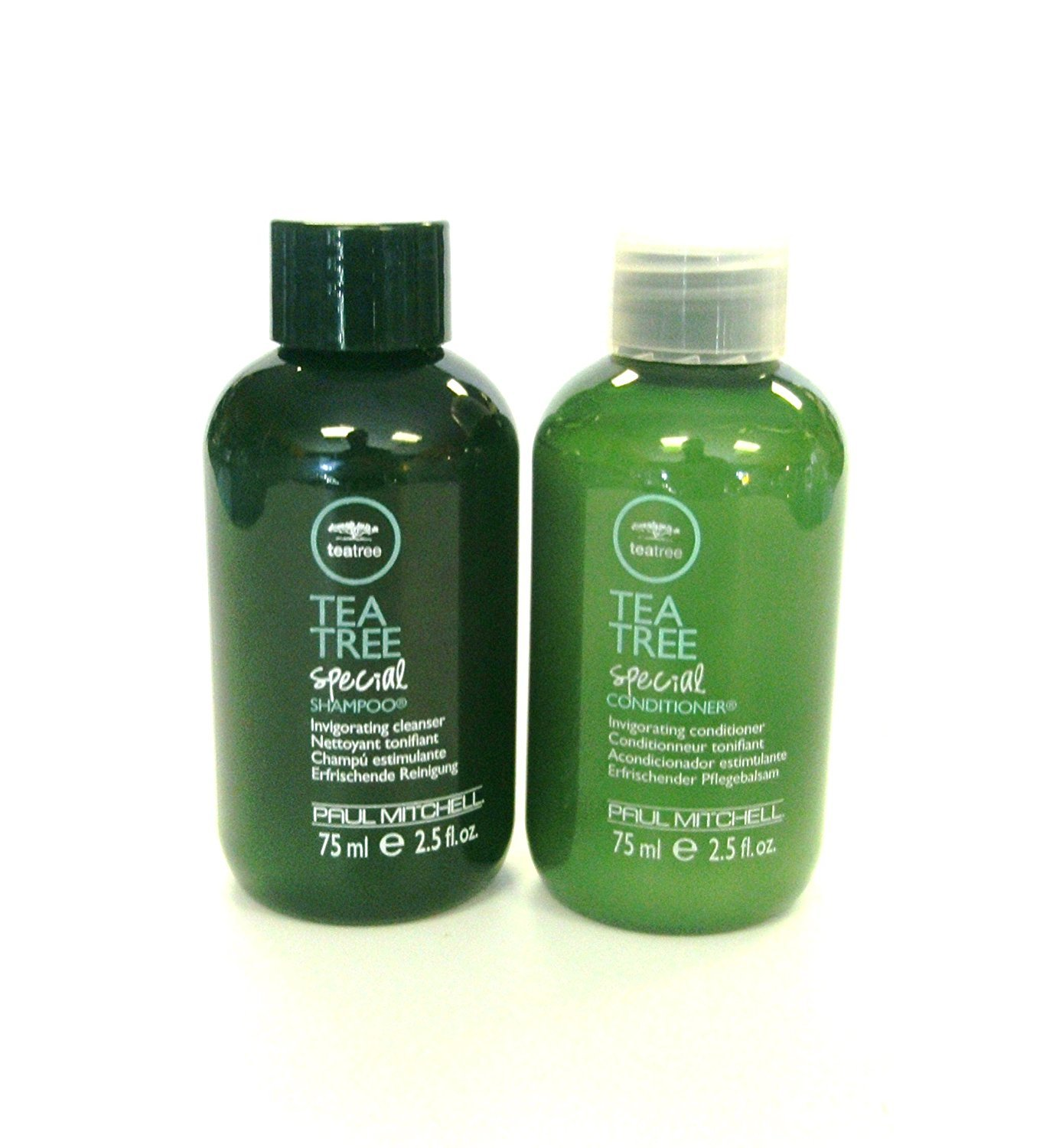 Paul Mitchell Tea Tree Special Shampoo & Conditioner Trail/Travel Size