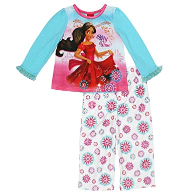 Amazon.com  Elena of Avalor Girls Pajamas (Toddler)  Clothing ef860327c