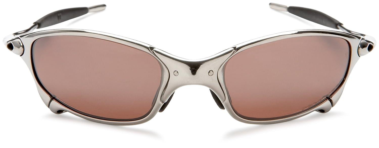 06c2702f500 Oakley Men s Juliet Iridium Polished Polarzied Sunglasses