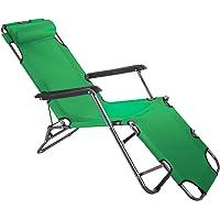 Smartfox Sonnenliege 3 Sitz-/Liegepositionen - Variation