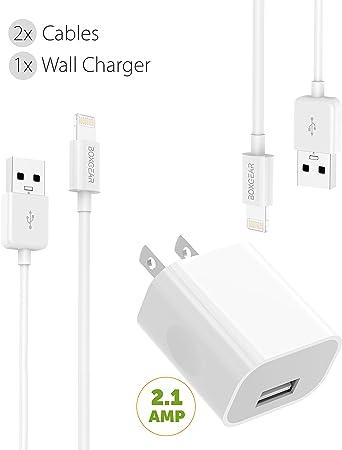 iPhone cargador Kit de cable Lightning de Apple por boxgear