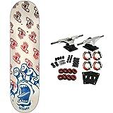 "Santa Cruz Skateboard Complete Guzman MultiHand 8.5"""