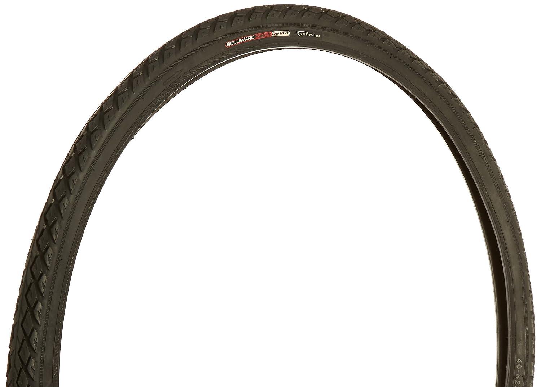 SERFAS(サーファス) タイヤ ブルバール 700X38 ブラック 728456 B0087MXJCE