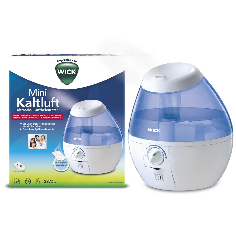 Wick Kompakter Kaltnebel Luftbefeuchter Ideal Fur Kinderzimmer