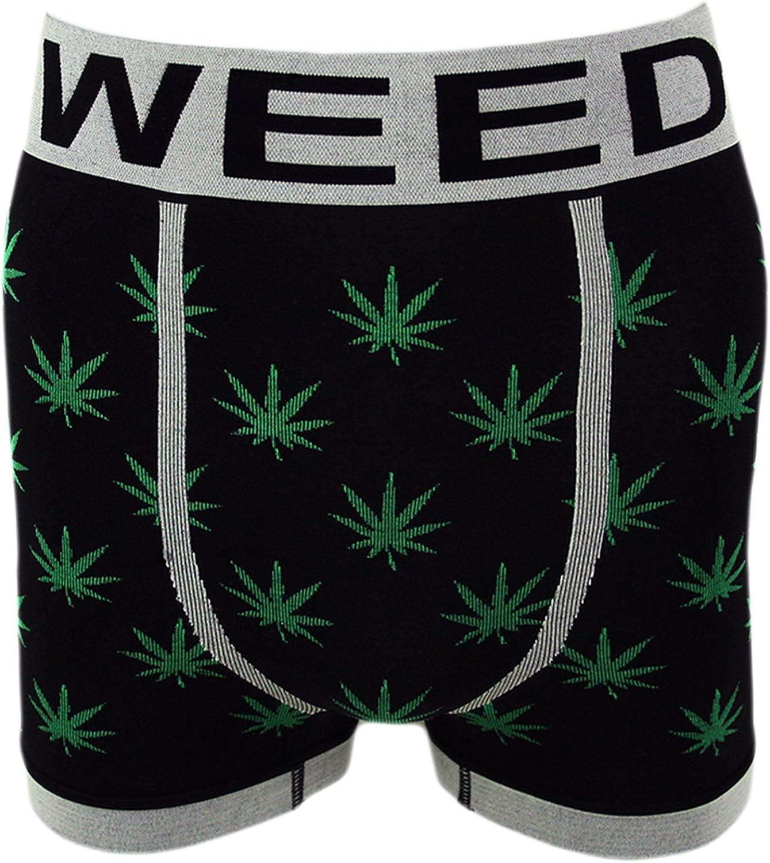 sous vetement femme feuille de cannabis