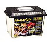 Exoterra Faunarium Petit pour Reptiles et Amphibiens 23x15x16,5 cm