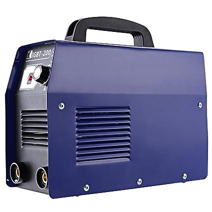 cooc Ejército - Soldadora electrodos inverter sudor dispositivos Arc IGBT DC sudor Inverter Soldadura Soldadura Eléctrica