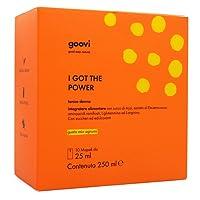 The good vibes company srl Goovi - I Got the Power - Tonico Donna