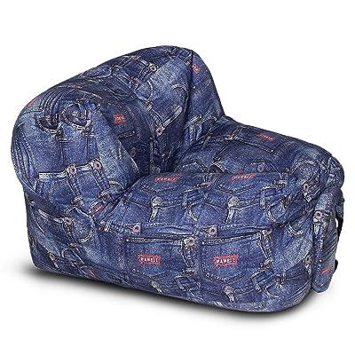 Lixada Canapé Gonflable de Chaise d'air de Chaise longue Gonflable on chaise furniture, chaise sofa sleeper, chaise recliner chair,