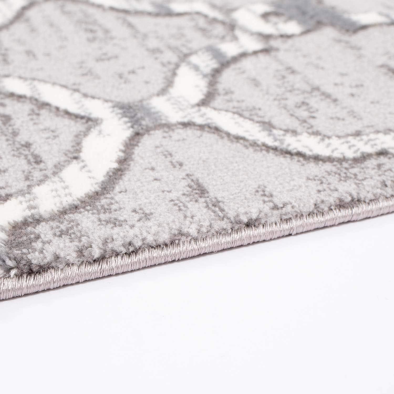 MyShop24 Alfombra para el borde de la cama (3 piezas, 80 x