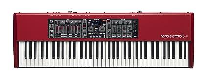Nord Electro 5 HP73 Velocity Sensitive 73-Key Hammer Action Portable Keyboard (NELECTRO5-