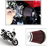 Vheelocityin K&N RC 1060 Air Filter Universal for All Bikes For Tvs Apache Rtr 160
