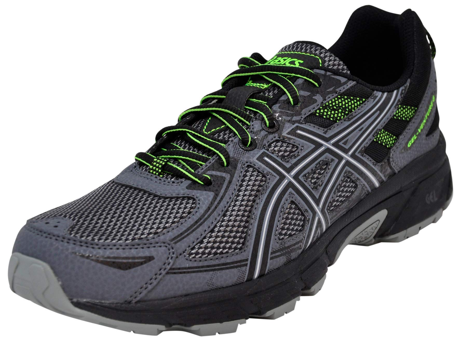 ASICS Men Gel-Venture 6 Running Shoe, Metropolis/Glacier Grey, 11 M US by ASICS
